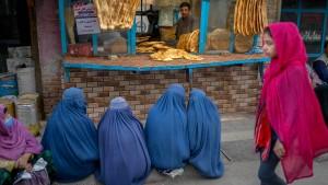 Ausharren in Kabul