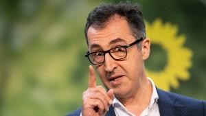 Grüne streiten über die Wahl eines AfD-Kandidaten