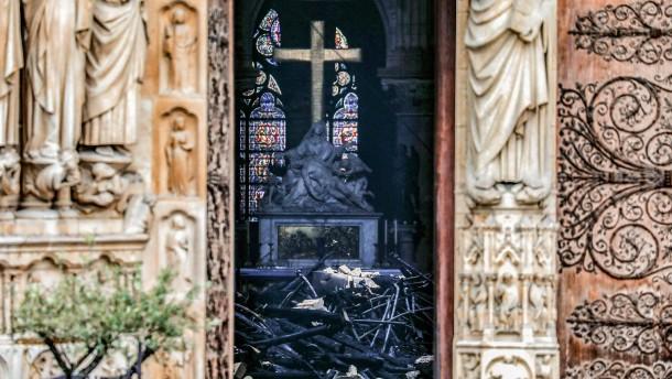 """""""Notre-Dame ist europäisches Kulturerbe"""""""