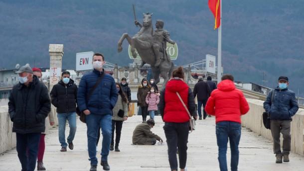 Was tun mit dem Balkan?