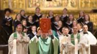 Eröffnungsgottesdienst der ersten Synodalversammlung im Frankfurter Dom