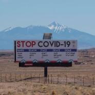 Hygieneregeln im Navajo-Reservat