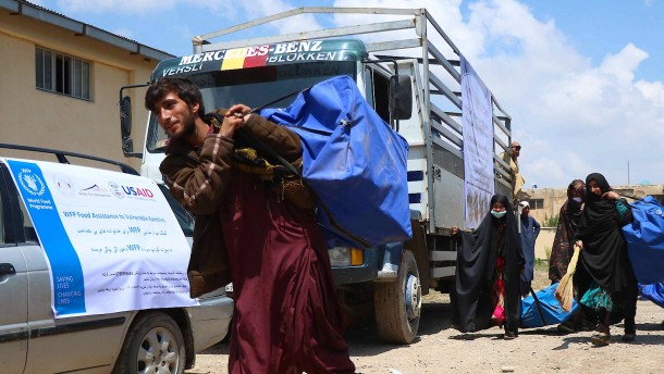 Ist die Entwicklungshilfe in Afghanistan am Ende?