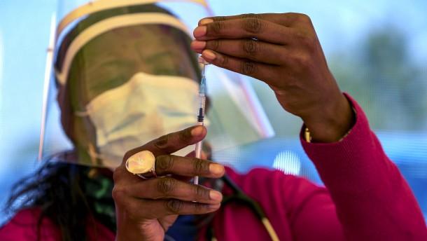 """Mehr Impfstoff """"made in Africa"""""""