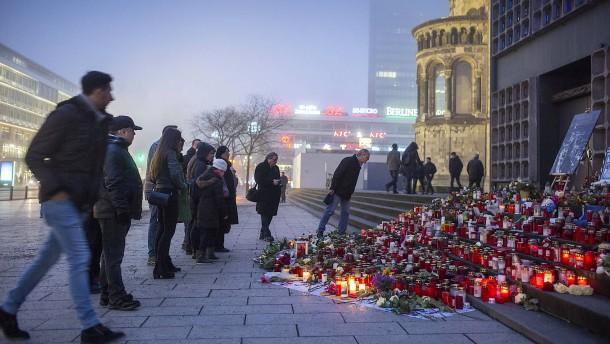 Ein später Anti-Terror-Plan für Berlin