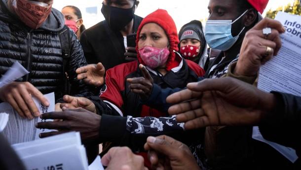 Joe Biden, Mexiko – und die heikle Migrationsfrage