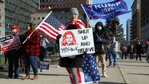 Hat Trumps Strategie in Michigan Erfolg?