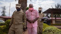 """Hotel Ruanda""-Held Rusesabagina wegen Terrorismus verurteilt"