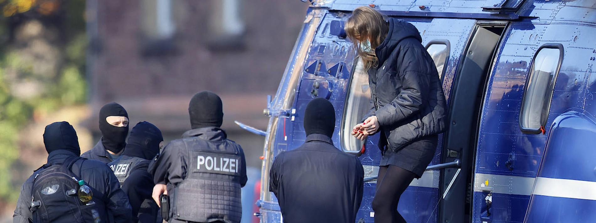 25 Jahre alte Studentin soll linksextremistische Gruppe anführen