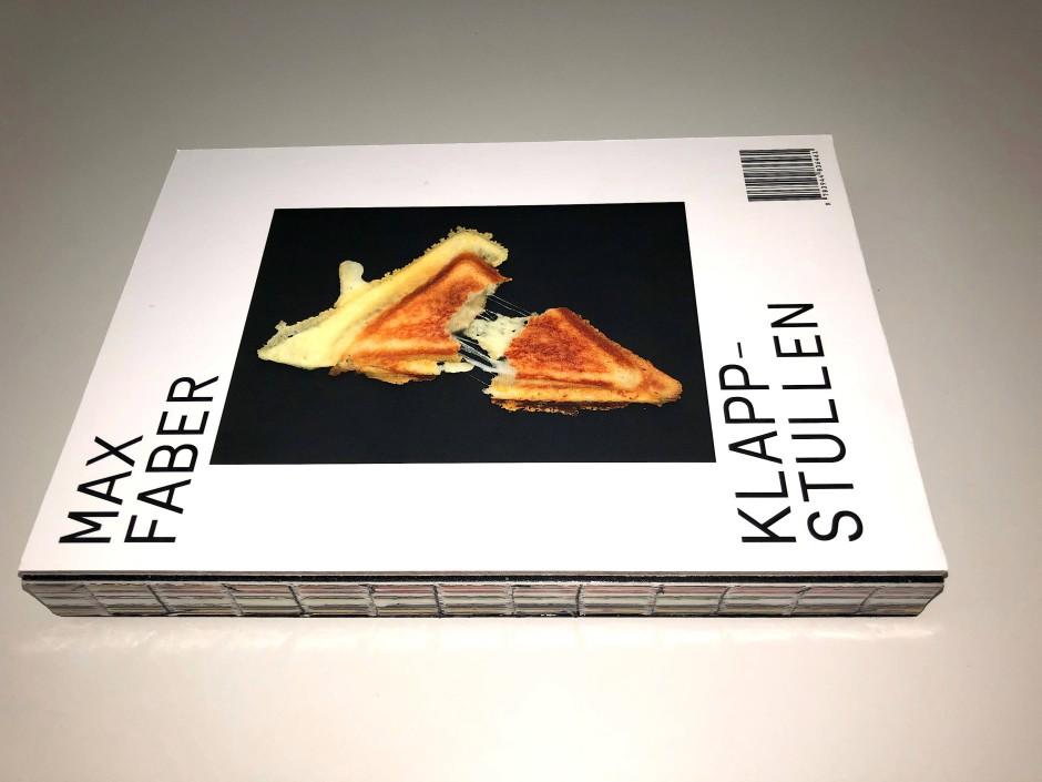 KLAPP-STULLEN von Max Faber, 200 Seiten mit 141 Bildern, Hardcover, Westkreuz Verlag , 32 Euro