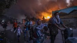 Wie Griechenland seinen Kurs gegen Migranten verschärft