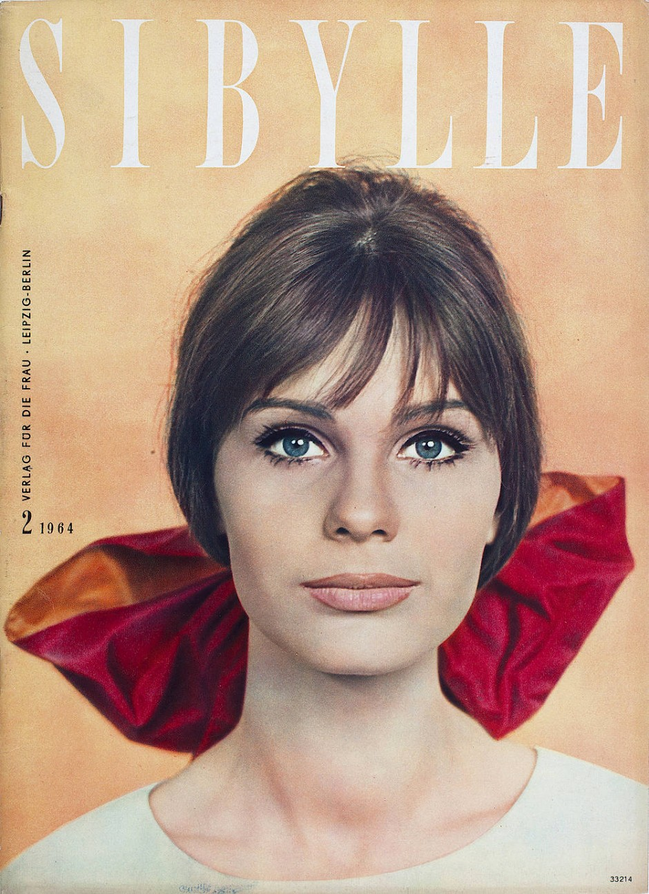 Sibylle 2/1964, Cover