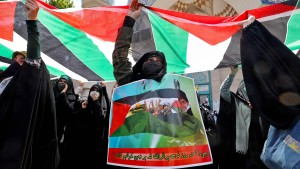 Reicht Teherans Arm bis nach Gaza?