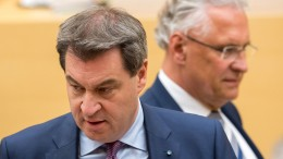 Bayern entschärft Polizeigesetz
