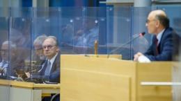 Die CDU sitzt in der Klemme
