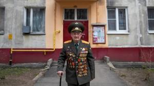 Der Hundertjährige, der für den Frieden kämpft