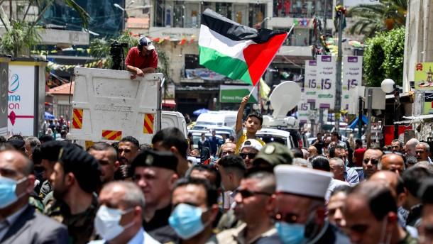 """""""Ein Plan, der die Existenz Israels gefährdet"""""""