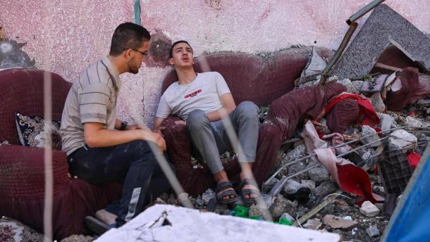 """""""Israel schafft sich hier seinen Feind für die Zukunft"""""""