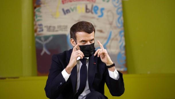 Kein dritter Lockdown in Frankreich