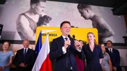 Der Mann, der die Stichwahl in Polen entscheidet