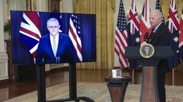 Ist Australiens Souveränität in Gefahr?
