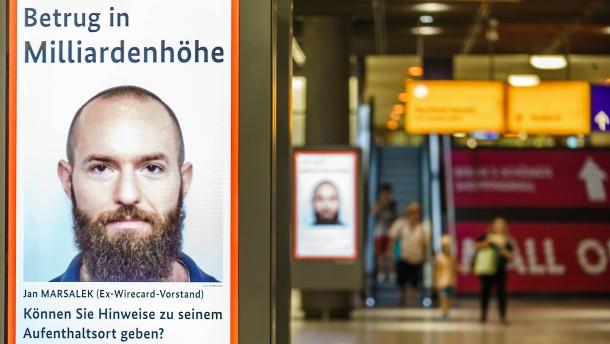 Einreisedaten von ehemaligem Wirecard-Vorstand offenbar gefälscht