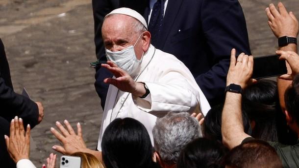 Franziskus gegen die Impfskeptiker