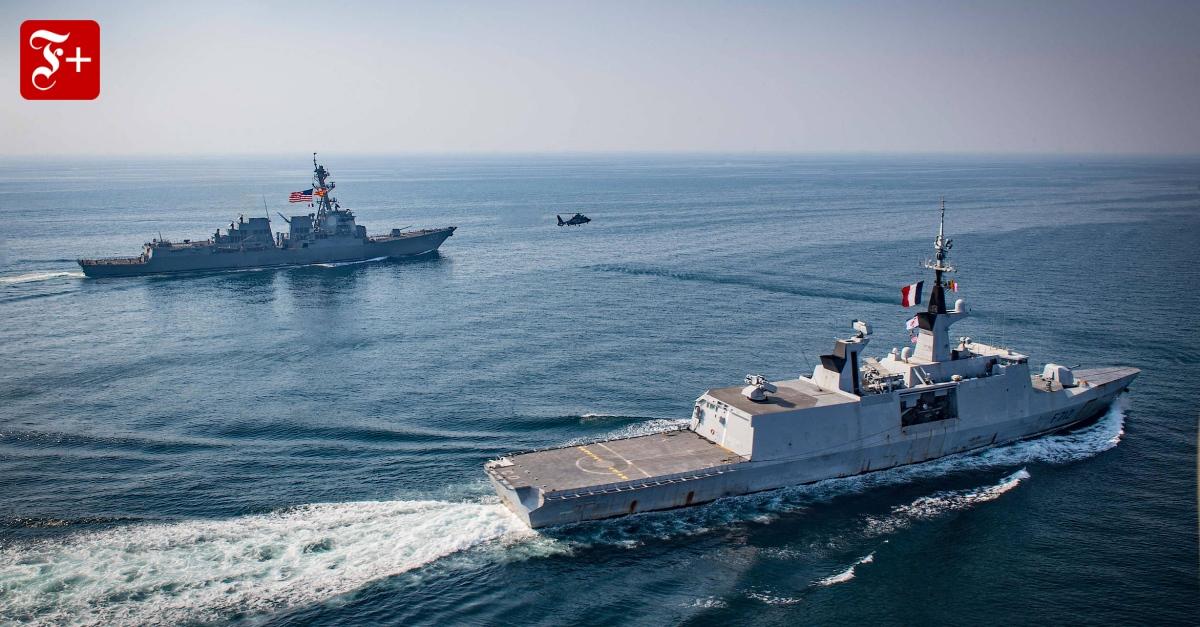 Konflikt im Mittelmeer: Kurz vor dem Feuerbefehl
