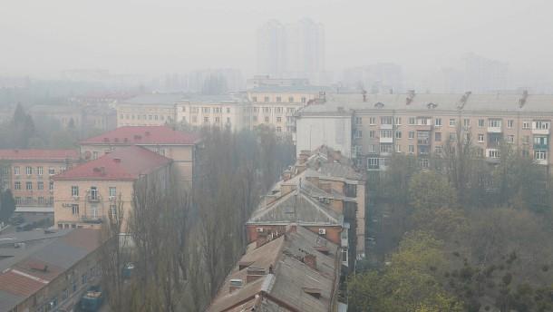 Wurden die Brände um Tschernobyl absichtlich gelegt?