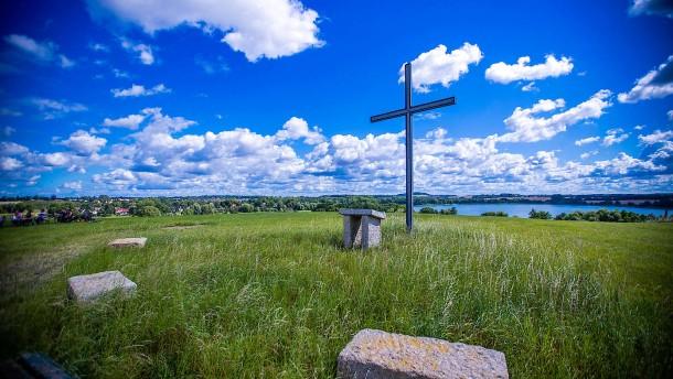 Wie der Bischof den Katholiken die Messe verbot