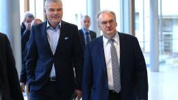 Warum Ministerpräsident Haseloff doch wieder antritt