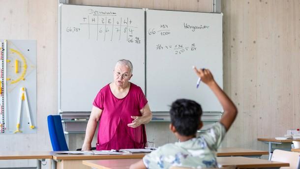 Wie Wissenslücken bei Schülern geschlossen werden sollen