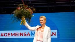 SPD deklassiert in Mecklenburg-Vorpommern alle anderen