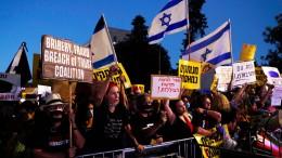 Hat Netanjahu die Kontrolle verloren?