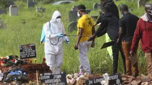 Ein großer Vertrag zur Bekämpfung von Pandemien
