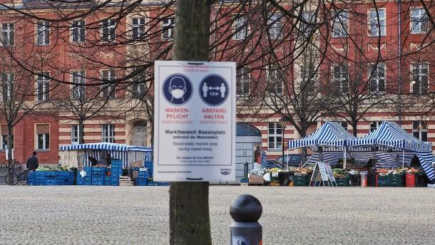 Krisengebiet Brandenburg