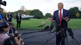 Trump gibt strategische Ölreserve frei