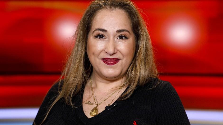 Die Berliner Kabarettistin Idil Baydar