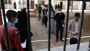 Die Houthi halten nichts von Corona-Statistiken