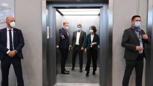 So stellen sich SPD, Grüne und FDP den Aufbruch vor