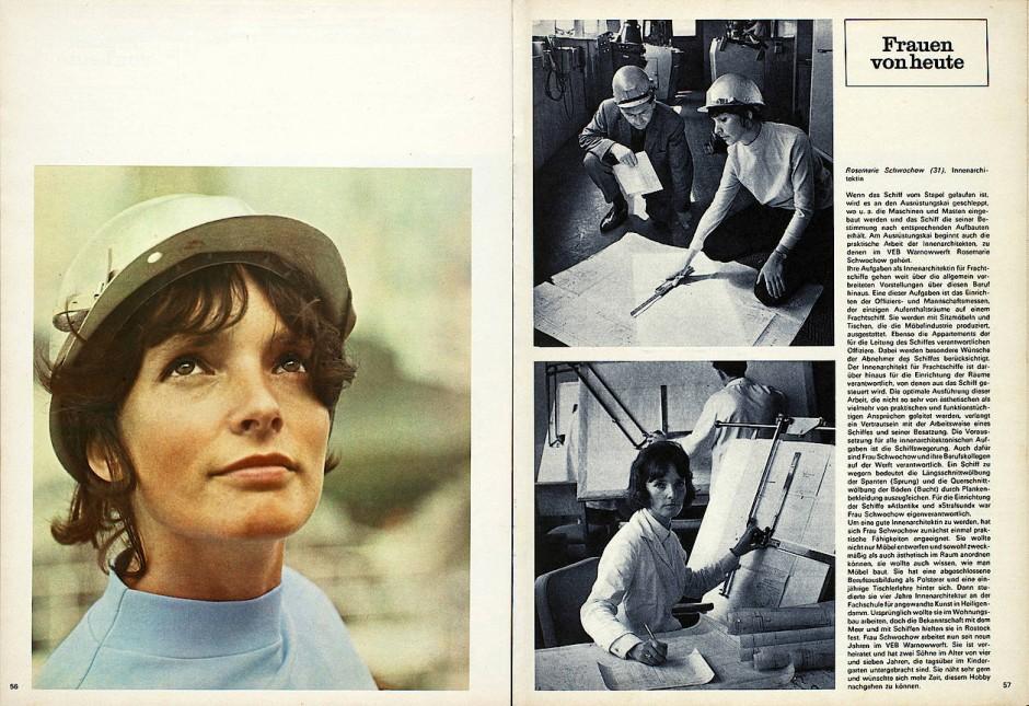 Sibylle 6/1968, S. 56-57