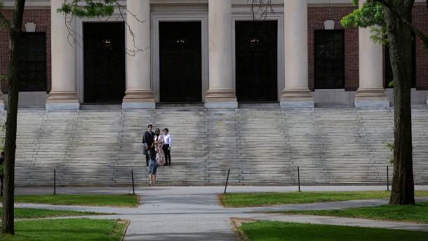 """Trumps Umgang mit den Universitäten ist zynisch"""