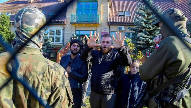 Verbreitet Polen Falschinformationen über Migranten?