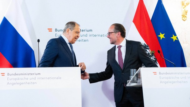 """Lawrow rügt EU wegen """"Krim-Plattform"""""""