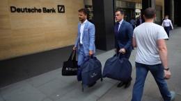 Nobelschneider nehmen bei Deutsche-Bank-Managern Maß