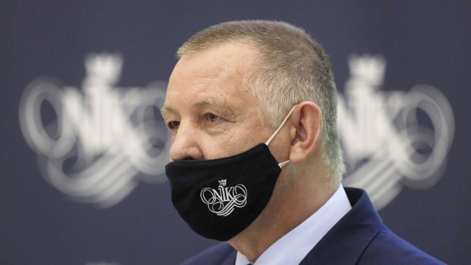 """Gilt in Oppositionskreisen als """"letzter Samuraj"""": Marian Banaś, der Chef des Rechnungshofs in Polen"""