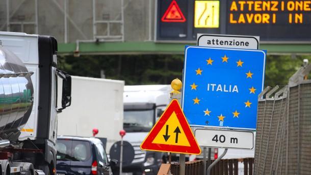 Nur Italien muss noch warten