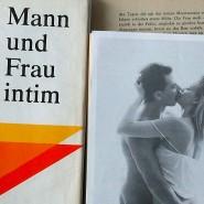 """Siegfried Schnabel hatte Ende der 60ziger Jahre mit """"Mann und Frau Intim"""" ein umfassendes Werk der sexuologischen Literatur geschaffen. Die erste Auflage erschien noch ohne Fotos, nach der Wende wurde eine Auflage mit Illustrationen herausgegeben."""