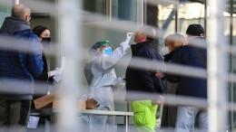 Südtirol will die Virus-Ausbreitung mit einem Massentest bremsen