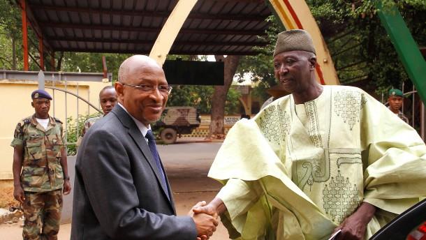 Malis Junta ernennt Post-Putsch-Regierung
